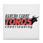 Rancho Carne Toros Tile Coaster
