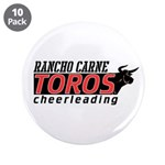 "Rancho Carne Toros 3.5"" Button (10 pack)"
