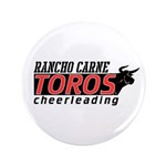 "Rancho Carne Toros 3.5"" Button (100 pack)"