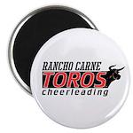 "Rancho Carne Toros 2.25"" Magnet (10 pack)"