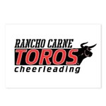 Rancho Carne Toros Postcards (Package of 8)