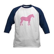 Pink Draft Horse Tee