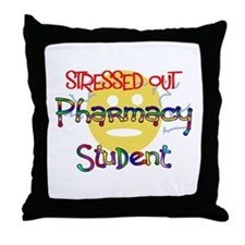 Cool Pharmacy student Throw Pillow