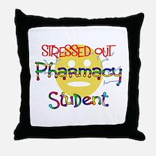 Cute Pharmacy student Throw Pillow