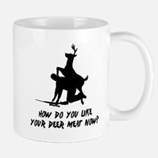Deer Meat Now? Mug
