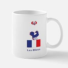 "Whooligan France ""Les Bleus"" Mug"