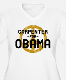 Carpenter for Obama T-Shirt