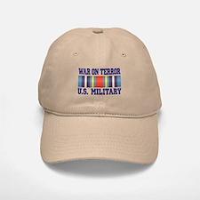 War On Terror Service Ribbon Baseball Baseball Cap