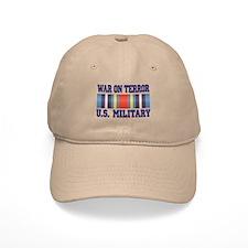 War On Terror Service Ribbon Baseball Cap