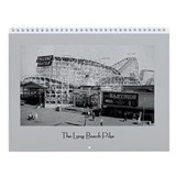 Long beach california souvenirs Wall Calendars