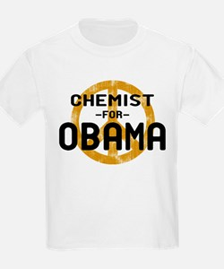 Chemist for Obama T-Shirt