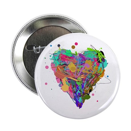 "The Complex Heart 2.25"" Button"