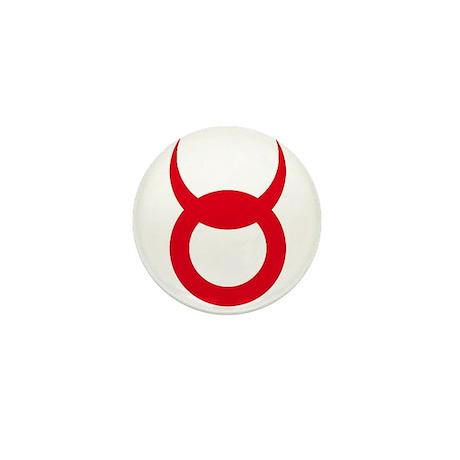 Devilish Mini Button (100 pack)