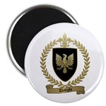 DAIGLE Family Crest Magnet