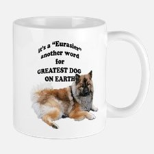Eurasier dog Mug