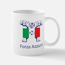 "Whooligan Italy ""Forza Azzurri"" Mug"