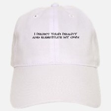 Reject Baseball Baseball Cap