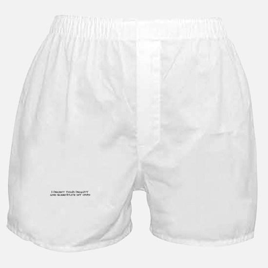 Reject Boxer Shorts