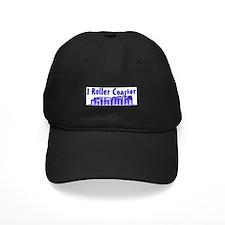 I Roller Coaster Baseball Hat