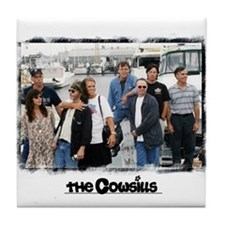 The Cowsills Tile Coaster