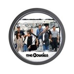 The Cowsills Wall Clock