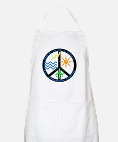 Force For Alternative Energy BBQ Apron