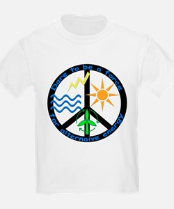 Force For Alternative Energy T-Shirt