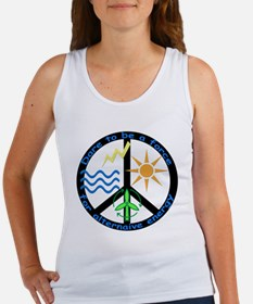 Force For Alternative Energy Women's Tank Top