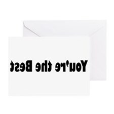 The Best Greeting Cards (Pk of 20)