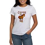 Cowgirl Women's T-Shirt