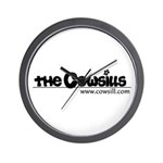 The Cowsills Name Wall Clock