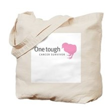 One tough chick Tote Bag