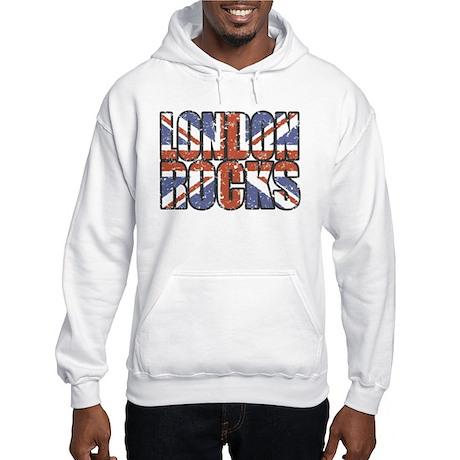 London Rocks Hooded Sweatshirt