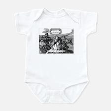 SpecGram Phonetics/Phonology Infant Bodysuit