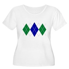 Argyle Saint Triple T-Shirt