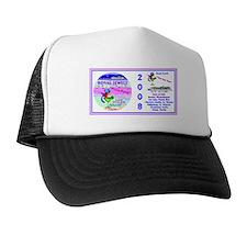 Royal Jewels Puna Puna '08- Trucker Hat