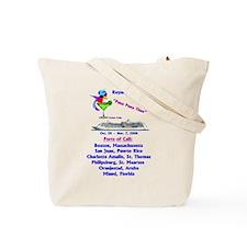 Royal Jewels Puna Puna '08- Tote Bag