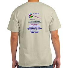 Royal Jewels Puna Puna '08- T-Shirt