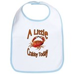 Little Crabby Bib