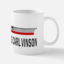 USS Vinson CVN-70 Mug