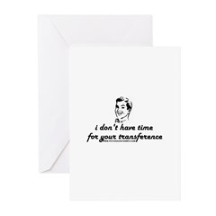 I Don't Have Time Greeting Cards (Pk of 10)