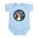 Starry Night Beagle #1 Infant Bodysuit