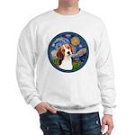 Starry Night Beagle #1 Sweatshirt