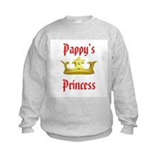 Pappy's Princess in Red Jumpers