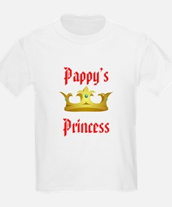 Pappy's Princess in Red T-Shirt