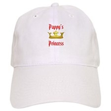 Pappy's Princess in Red Baseball Cap