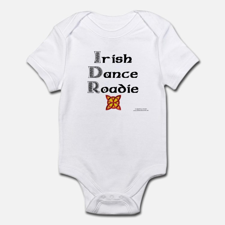 Irish Dance Roadie - Infant Bodysuit