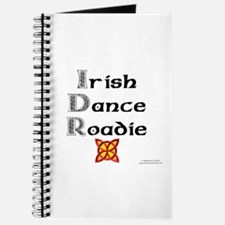 Irish Dance Roadie - Journal