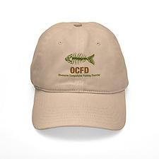 OCFD Obsessive Fishing Baseball Baseball Cap