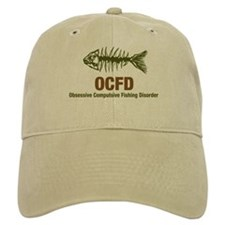 OCFD Obsessive Fishing Baseball Cap